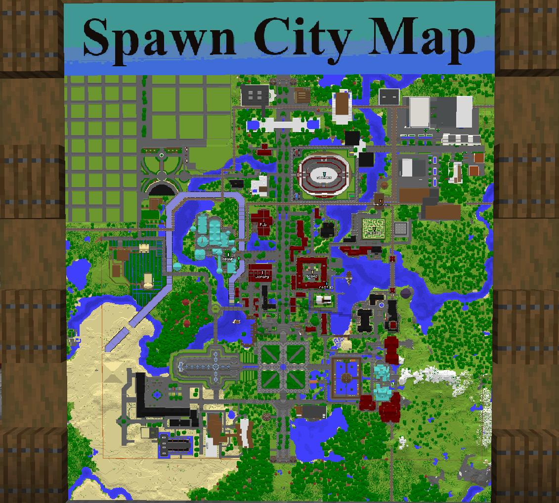 Spawn City Map (May 11, 2020)