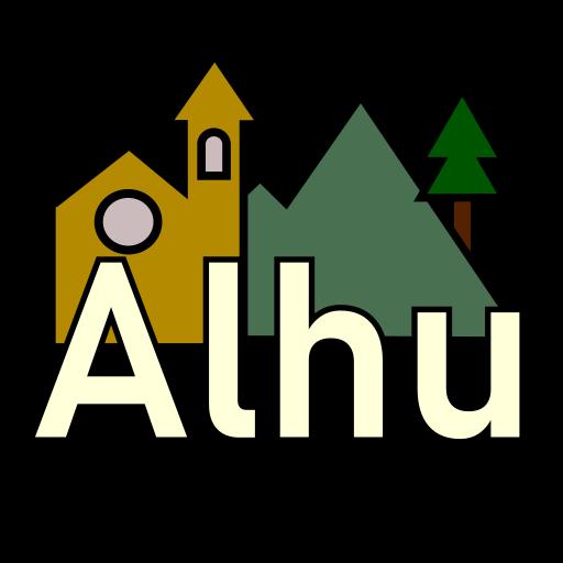 Alhu logo