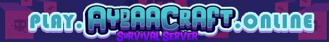 [::  AydaaCraft Server  ::]