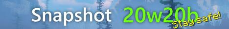 Latest Minecraft Snapshot 20w20b! No Resets 1.16