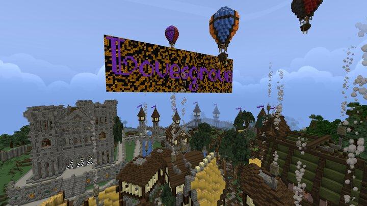 Lovesgrove Minecraft Community!