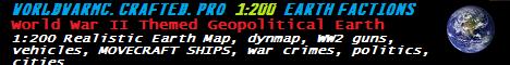 WorldWarMC 1:200 world