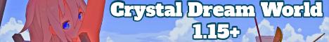 The Crystal Dream World Minecraft Server