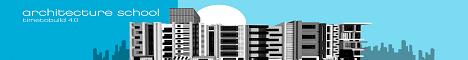 TimeToBuild | Architecture School | Creative server 1.13 - 1.16