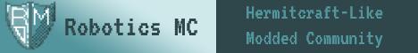 Robotics MC - Hermitcraft-like Modded Community