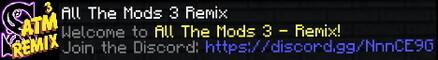 **All The Mods 3- Remix, SprocketGames - NO WHITELIST**