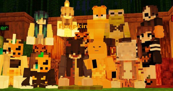 CrumbleCraft Community Server - Halloween Update!