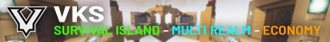 *VKS* Multi Realm Survival Island