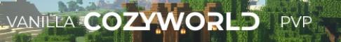 CozyWorld Vanilla PvP Server