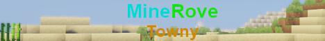 MineRove   Towny