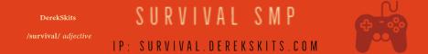DerekSkits Survival