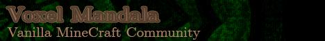 Vote for Voxel Mandala
